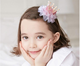 New Arrival factory direct lace flower crown headband high quality princess crown hair accessories for baby girl