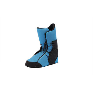 Outdoor boots are chill proof lined withcold resistance shoes that keep moisture away from heat