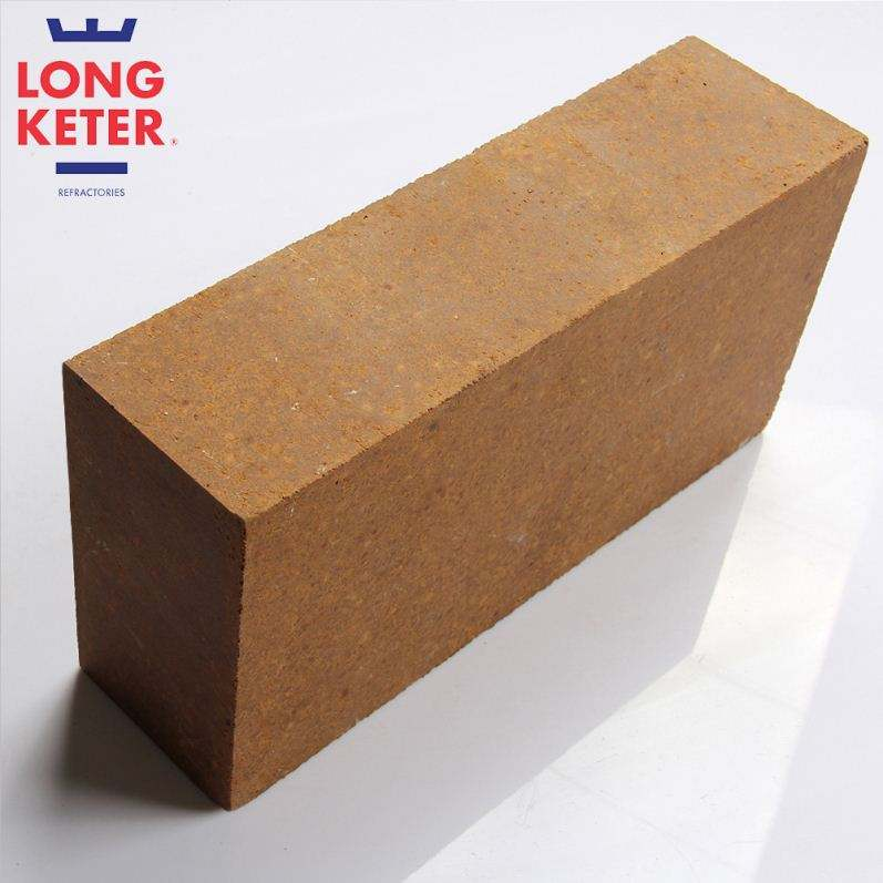 Competitive Price Magnesia Refractory Bricks Magnesite Bricks for Cement Kilns