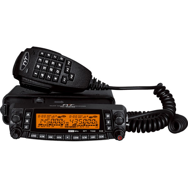 CALDO!!! TYT TH-9800 50W quad band mobile radio a due vie radio 26-950MHz RX Full Duplex 809 CHCTCCC /DCS 2 T/5 T scrambler