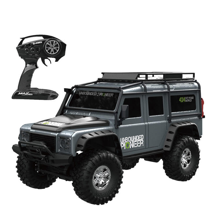 Coolerstuff HB-ZP1002 rc truck 110 rock crawler radiocontrol rc car 4x4 offroad top speed 20km/h rc 1/10 remote climbing car