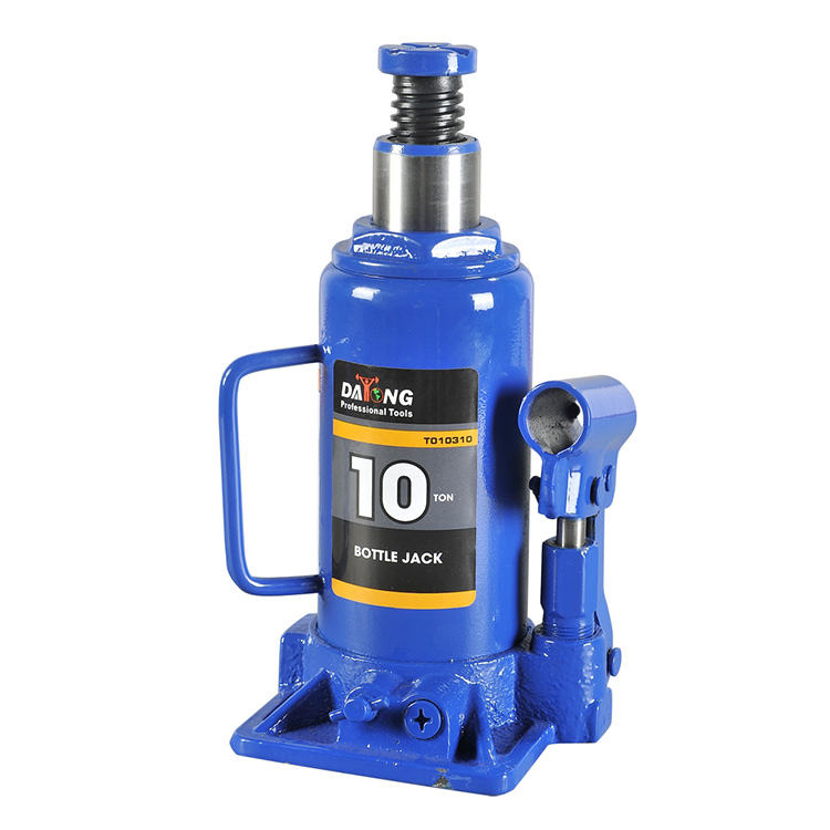 Mini Manual 10Ton Hydraulic Professional Bottle Jack