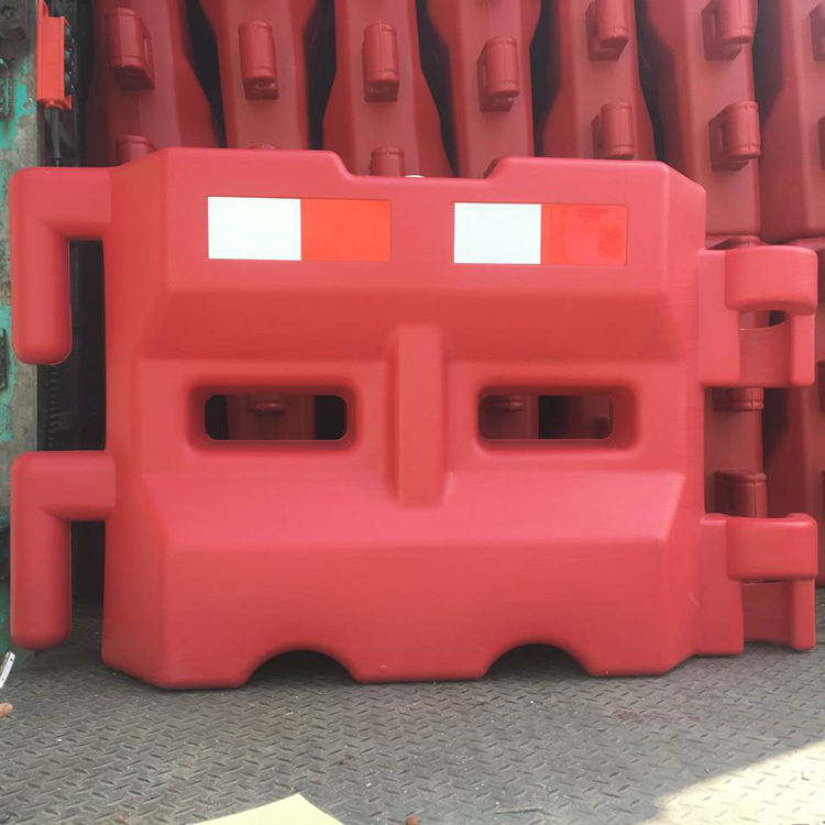 Traffic Barrier Plastic Wholesale 2020 Best Selling High Quality Newest Plastic Traffic Barrier Water Horse For Safety