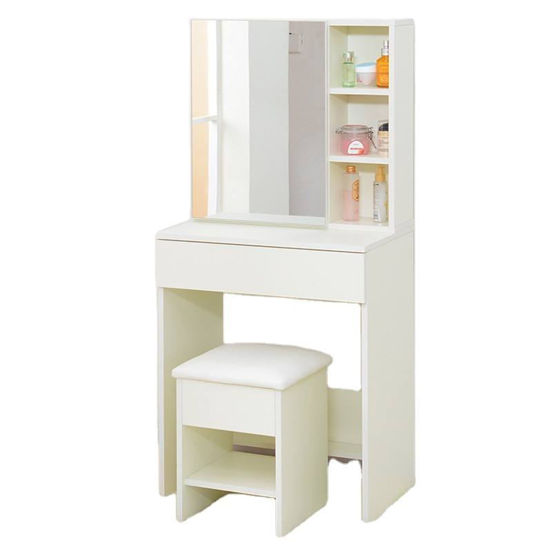 Modern Bedroom Furniture Simple Dressing Table With Mirror And Stool