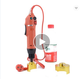 Manual Electrical Screw Cap Capping Machine Hand Held Bottle Single Head Capping Machine