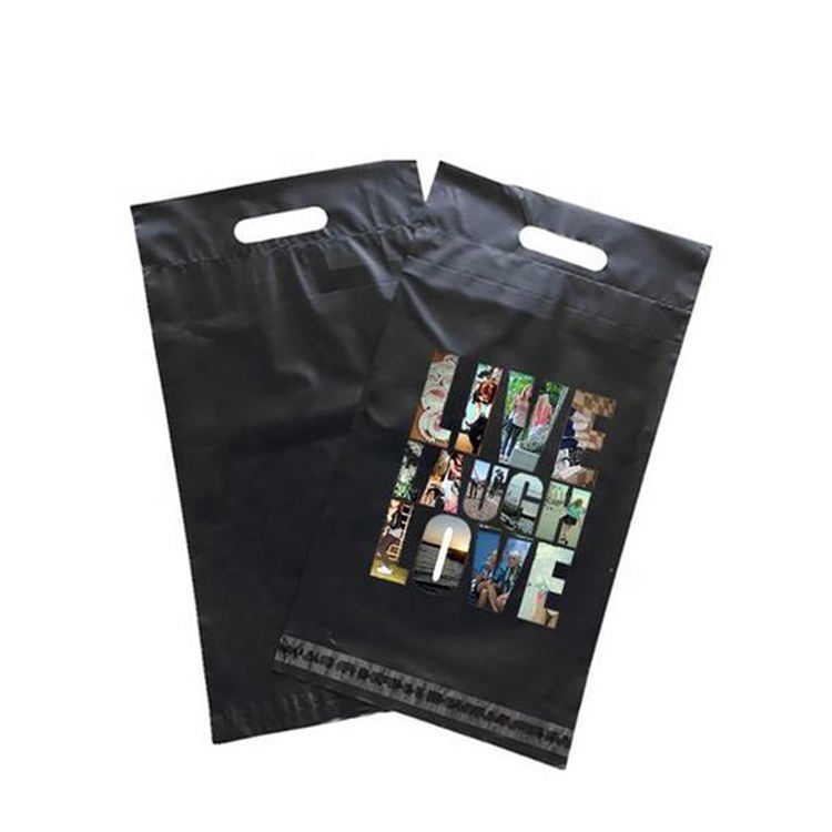 100% Compostable Biodegradable plastic courier mailing shipping envelopes satchel custom color 10x13 poly mailers bag