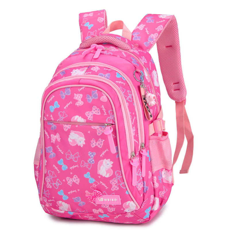 Manufacturers Fabric Girls Bag School Bags Backpack,orthopedic Girls school bags Children Set,Children School Bags for Girls
