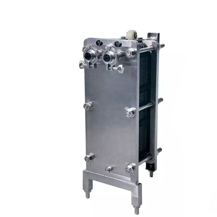 Heat Exchange Equipment Stainless Steel Clamp-On Plate Heat Exchanger