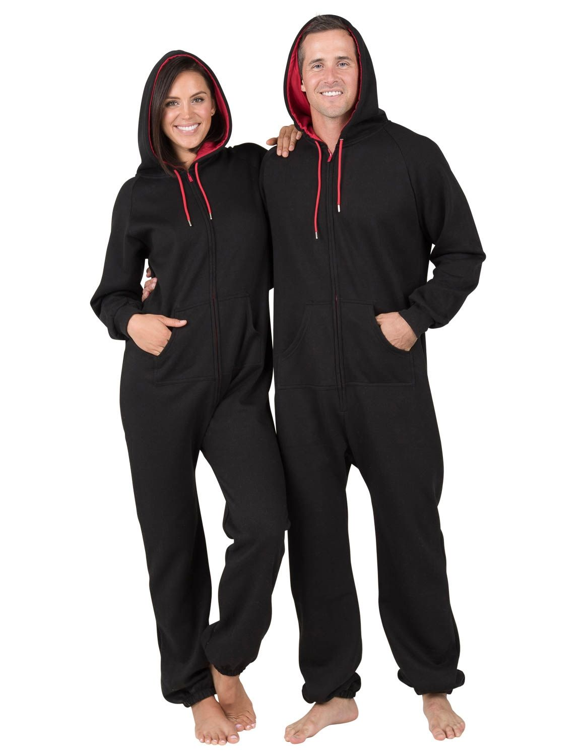 19 Poly Terry Fleece Plus Over Size One piece womans cotton onesie jumpsuit for Adult