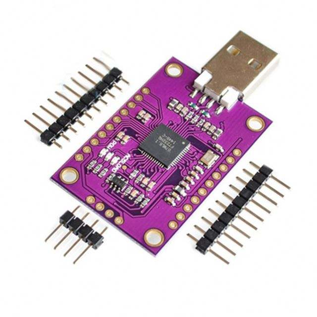MCU FT232H high-speed multi-function USB to JTAG UART/FIFO SPI/I2C module