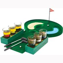 Indoor Club Golf Table Game Desktop Party Family Leisure Enjoyment Relax Golf Drinking Game