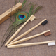 Bamboo toothbrush maximum bristle manufacturer in india