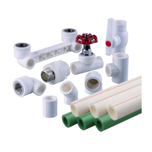 China import direct high quality plastic plumbing materials 25mm 40mm pipe ppr price