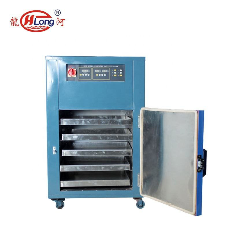 Medicinal Herbs Dryer used for Medical Low energy consumption lab Tray type tea dehydrator Fruit slice drying machine in Korea