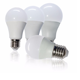 A60 9 wattage LED light bulb for indoor lighting