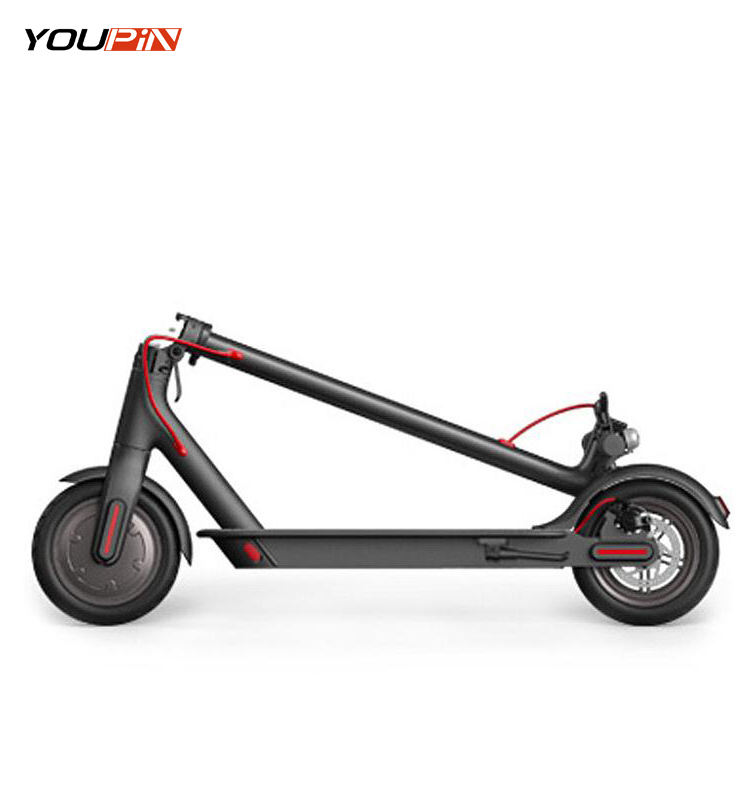 High Quality China 2 wheel Motorcycle Mobility Cheap Foldable Electric Scooter With Lithium Battery 2020