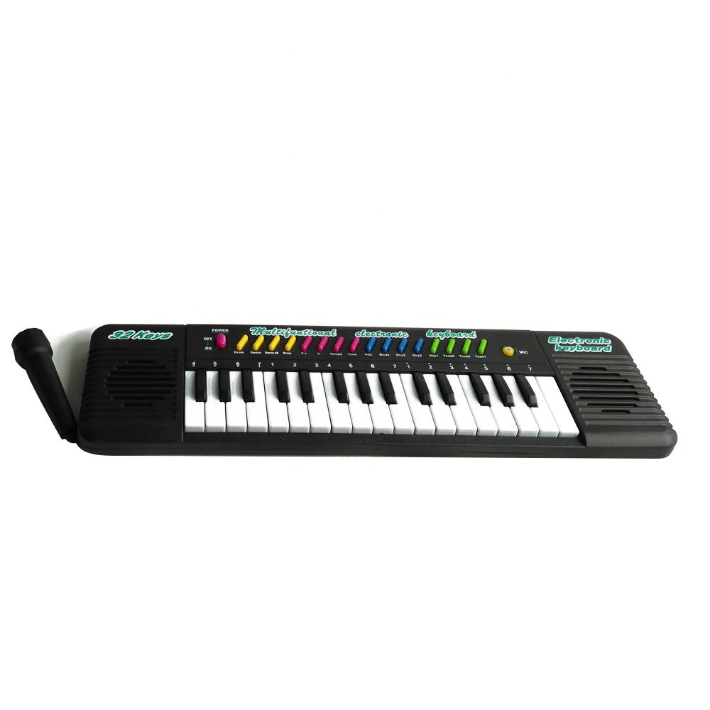 Children Instrument Toy Kid Learning Musical Toy Electronic Keyboard Item Early Education Enlightenment Operated Keyboard Piano