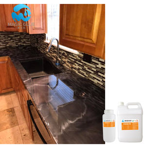 Scratch Resistant High Hardness Epoxy Resin Surface Coating for Coffee Countertop