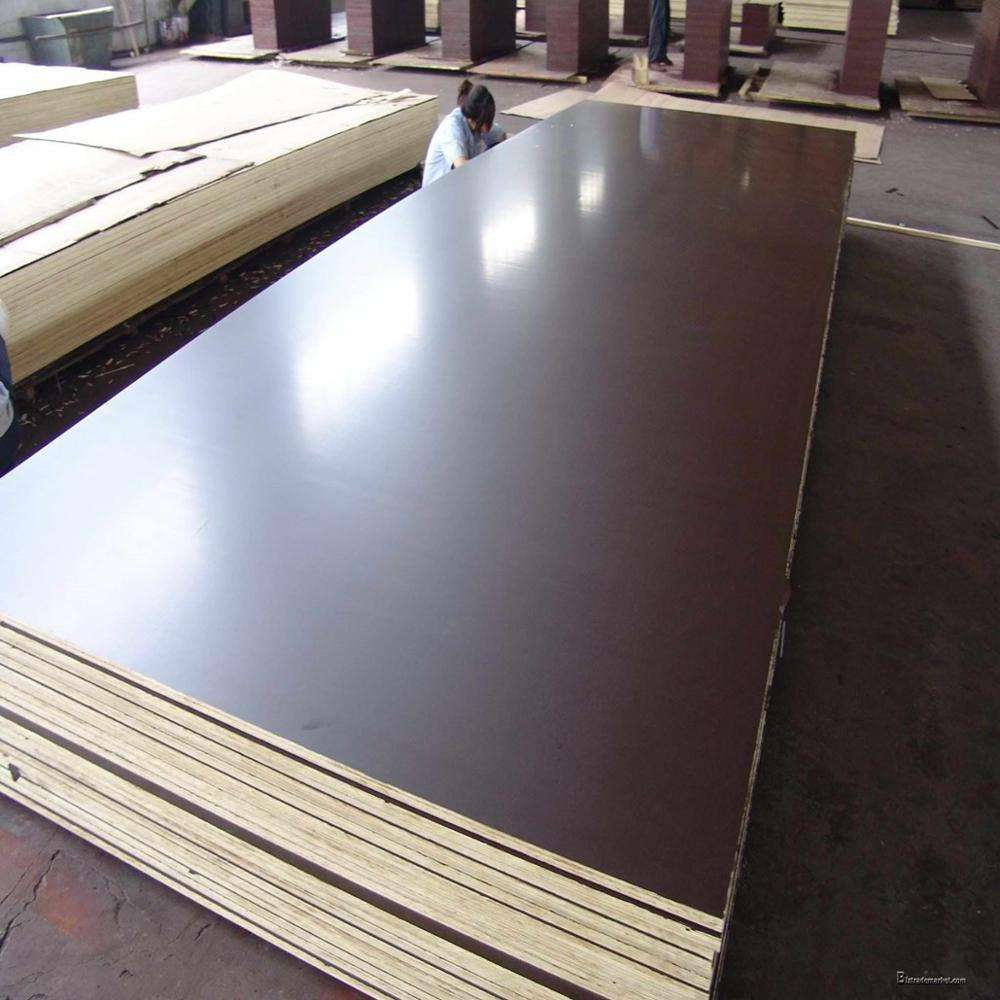 Brown Film Faced Plywood 18mm