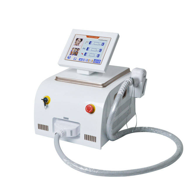 Portable diode laser 755 808 1064 laser hair removal 808nm diode laser hair removal device