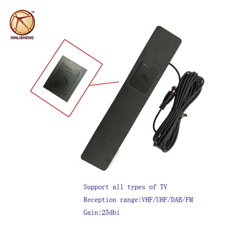 Manufacture price High gain 25dbi 860Mhz HDTV digital tv antenna support DVB-T ISDB-T DMB-T ATSC DAM FM radios antenna