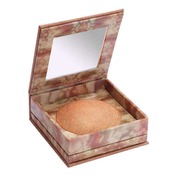 Natural [ Powder Compact ] Powder Compact Powder Water Resistant Skin Whitening Natural Color Powder Compact