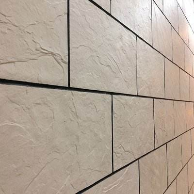 Flexible exterior soft ceramic tiles MCM stone wall tiles