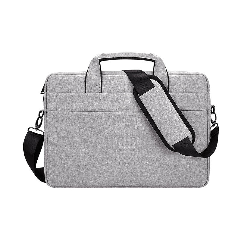 Premium Water Repellent 15.6Inch Briefcase Shoulder Sleeve Bag Satchel Business Carrying Handbag Laptop and Tablet Case Bag