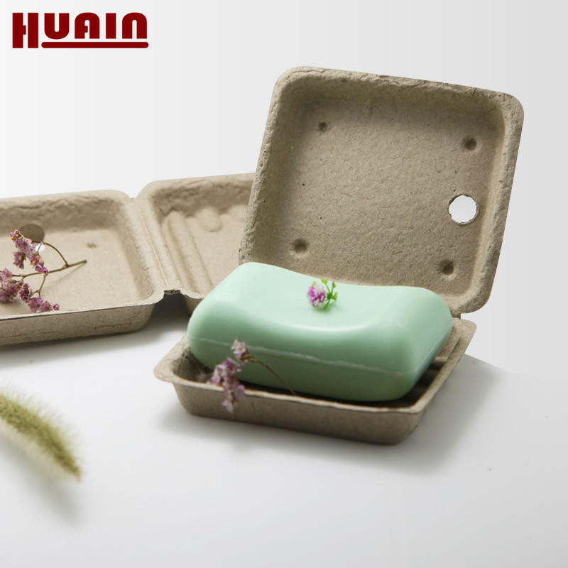 Biodegradable Soap Packaging/Die Cut Packaging For Soap/Soap Box