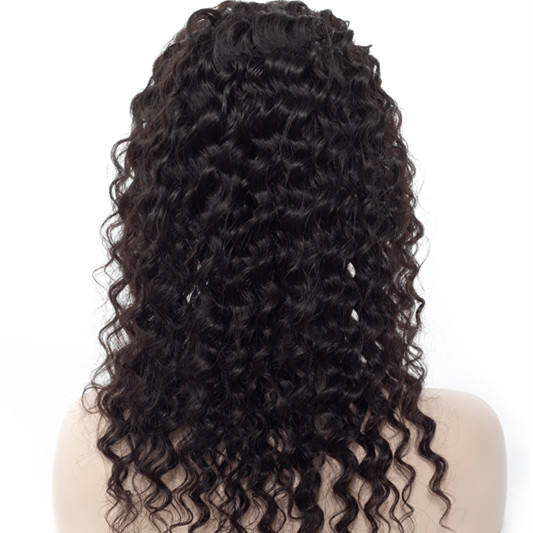 Human hair virgin good quality lace front human hair wigs vietnam