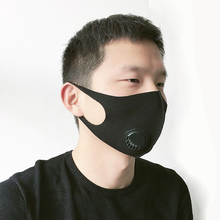 Fast  delivery popular  reusable dustproof exhalation valve  face mask