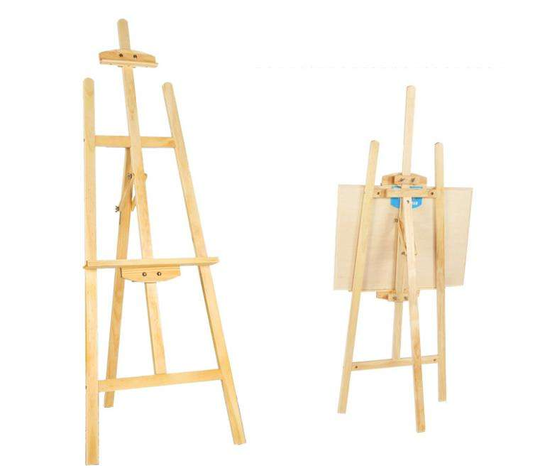 2020 Best Price Artist Small Master Wooden Studio Drawing Painting Easel