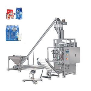 high accuracy milk powder sachet fill seal machine corn flour packaging machine
