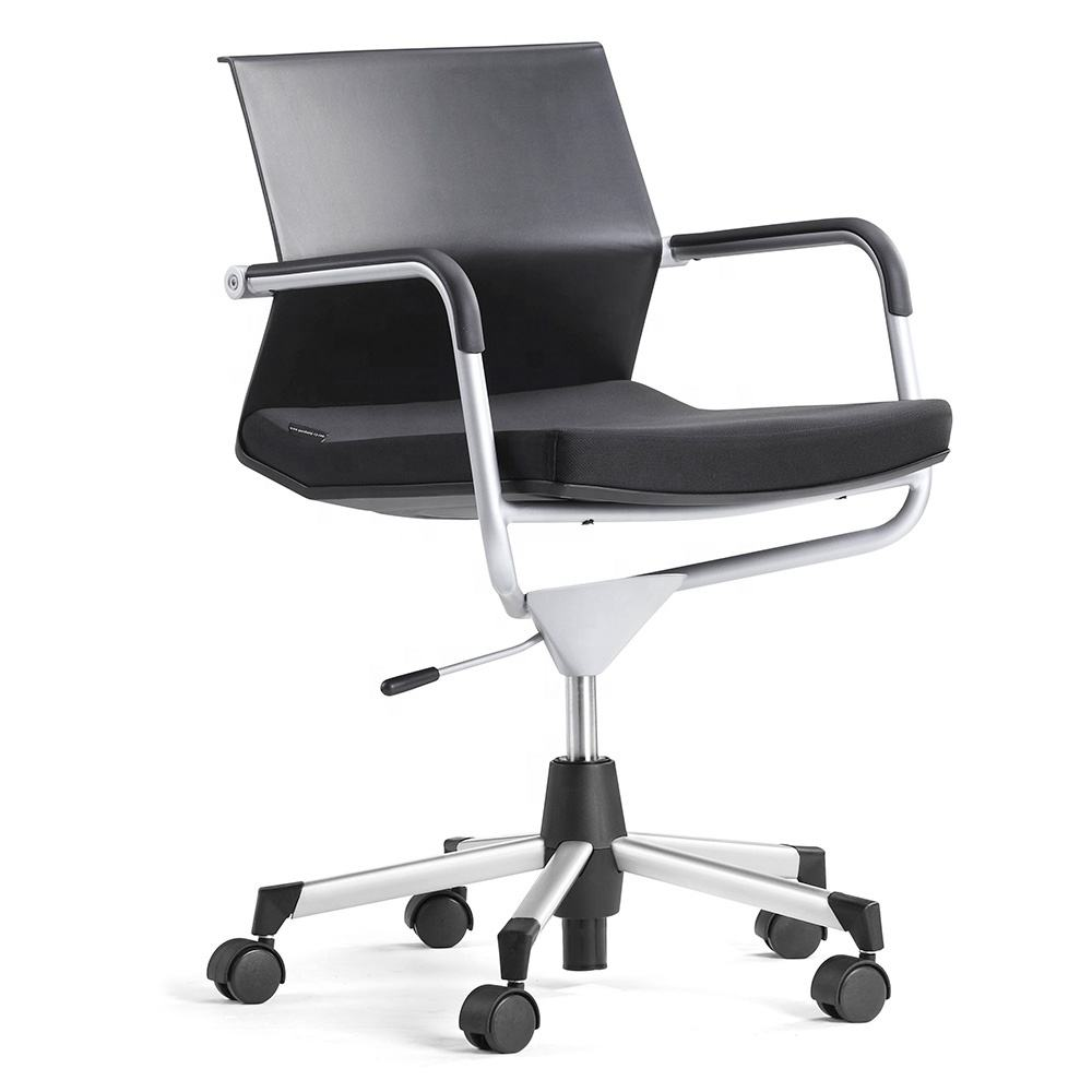 GS-1760 Commercial furniture workwell comfortable multipurpose swivel plastic backrest ergonomic office chair