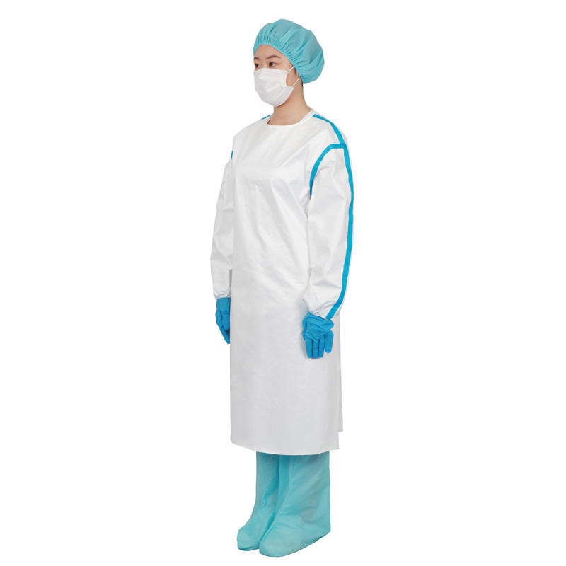 Disposable Clothes Isolation Gown Level 3 Coverall Apron Multi-application Using Cloth Protecting Gown
