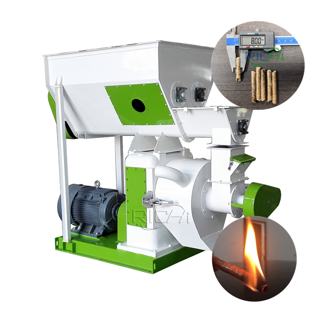 1-1.5 t/h Widely Used Seimens Motor Ring Die Biomass Wood Pellet Machine/Biomass Pelletizer