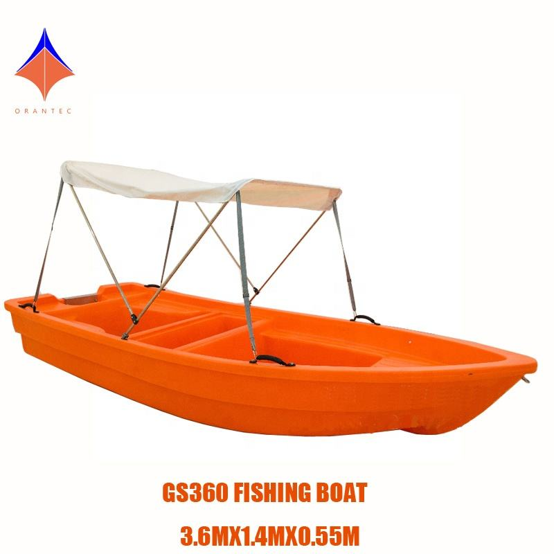 CE Cert Professional Cheap Plastic Boat Fishing Boat Kayak Dinghy for Sale