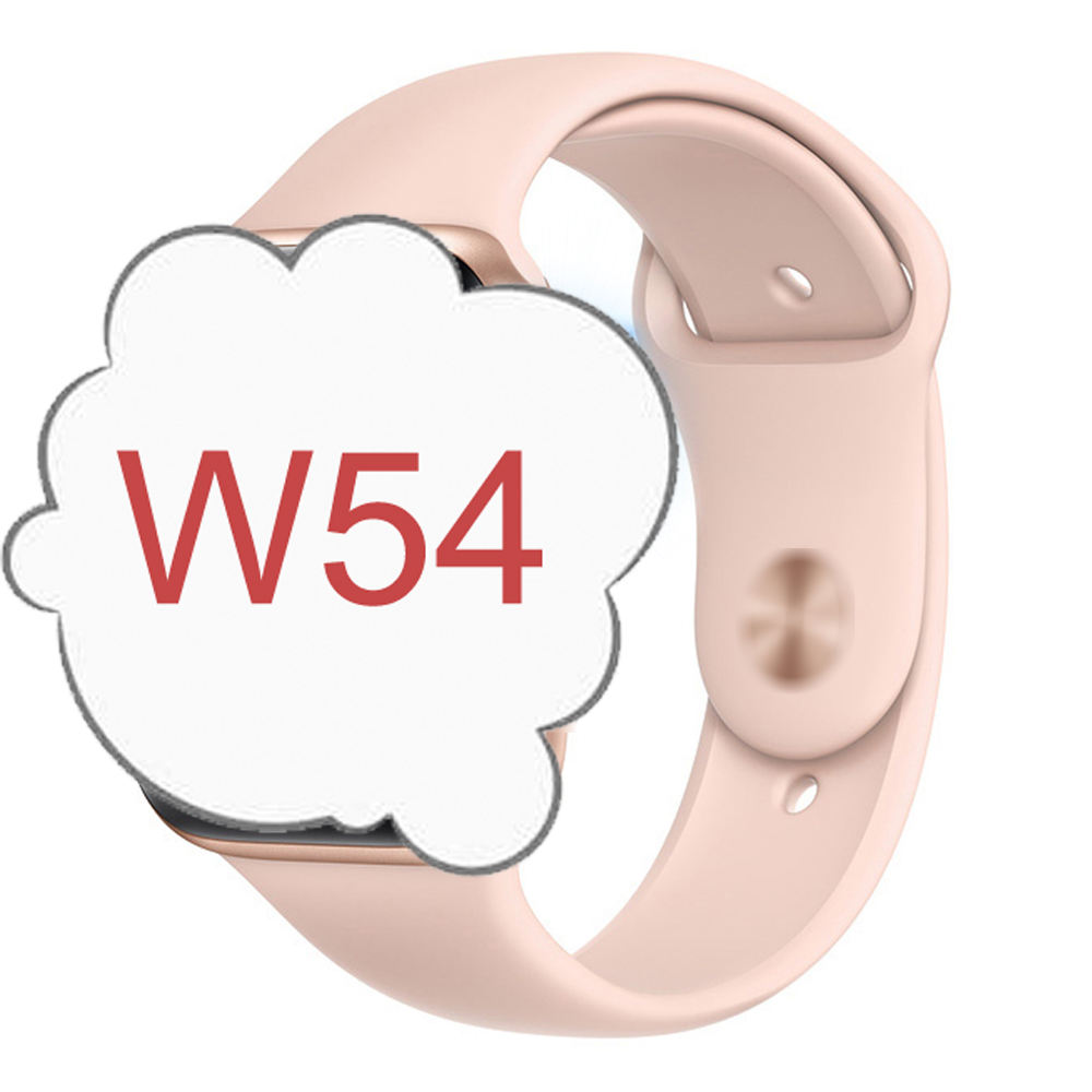 50% off W54 Smartwatch 44mm Case BT Call Reminder w53 iwo9 10 series 4