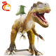 High Quality Electric Coin Operated Amusement Dinosaur Rides For Park
