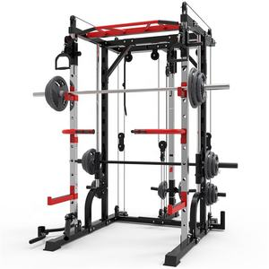 OEM de equipos de gimnasio Multi-función de la máquina Smith Power Rack