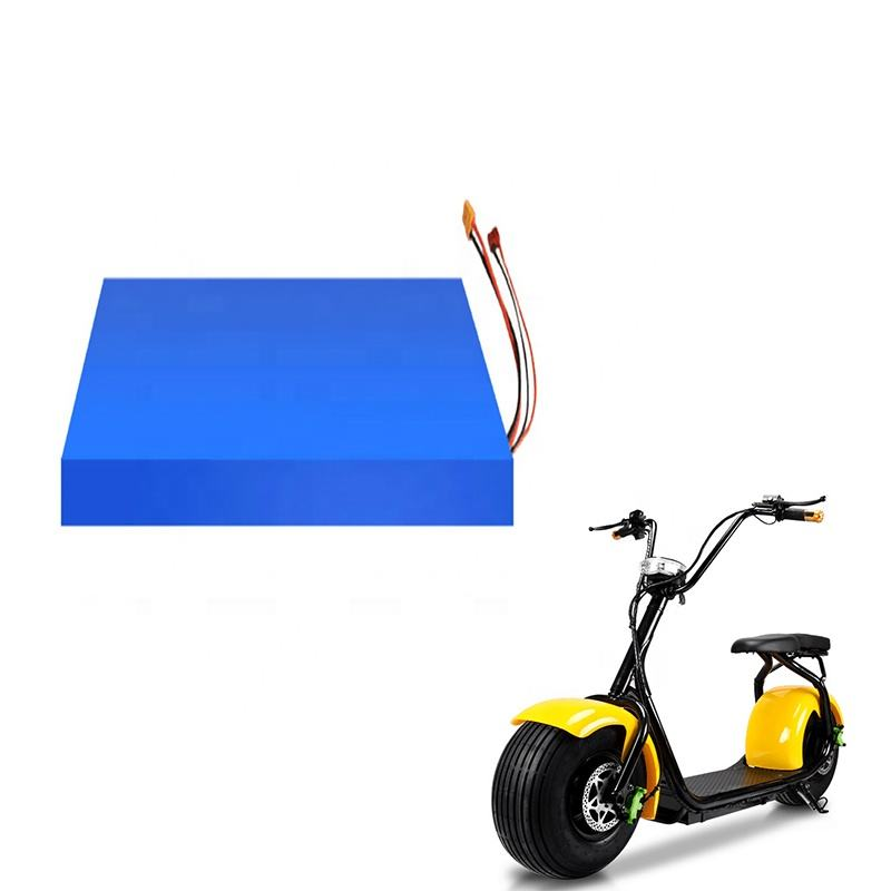 hot sale 60v 20ah 24ah 30ah lithium battery for electric scooter rechargeable batteries