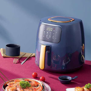 No Oil Deep hot Digital Electric commercial Oven digital air fryer with air fryer pot