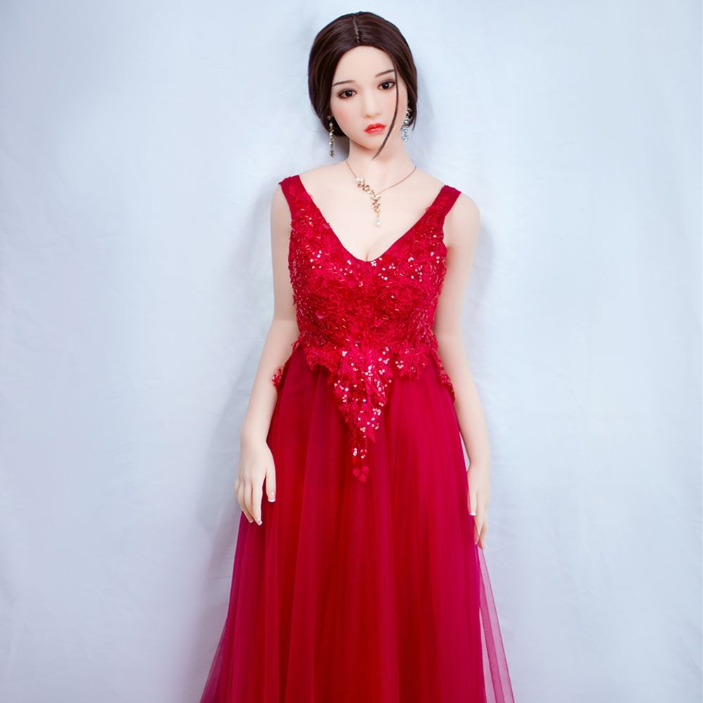 Lifelike 168cm Cheap Price Big Breast Real Doll Silicone China Sex Doll Full Size Busty Love Doll For Men