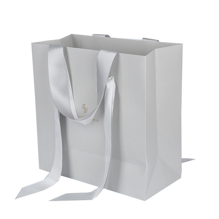 Promotional Large Laminated Paper Shopping Bag