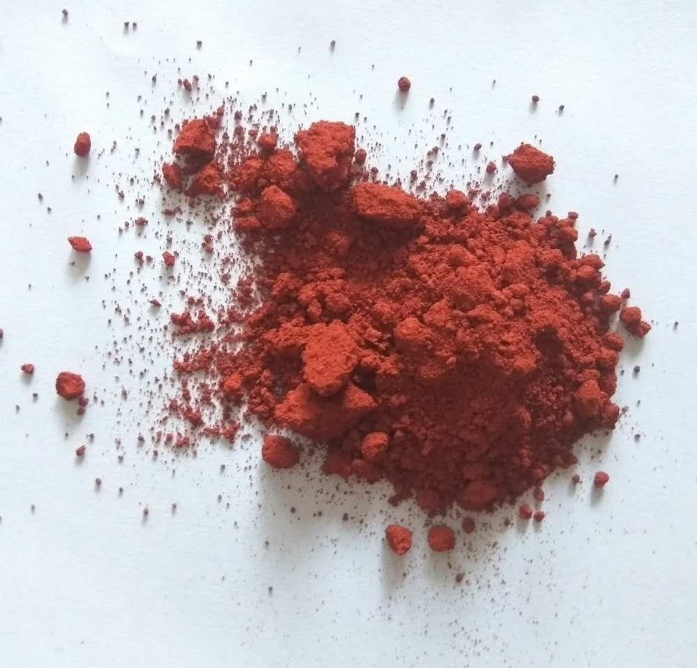 Paint grade inorganic pigments iron oxide red cheap price