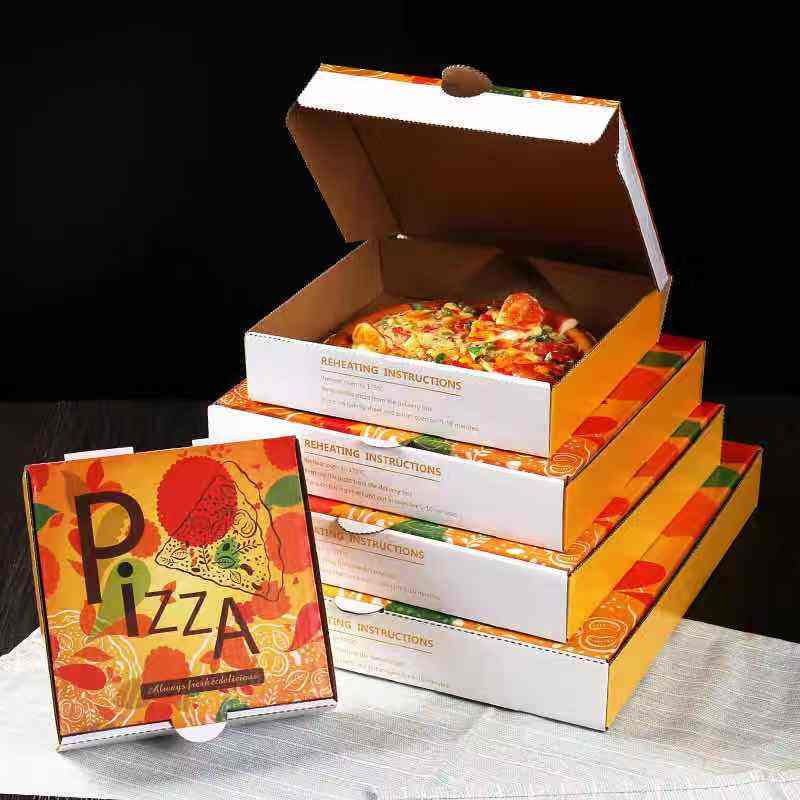 10 12 14 15 16 18 24 Inch Pizza Box Custom Pizza Levering Doos