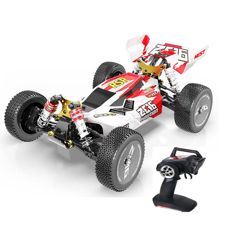 1:14 Electric alloy 60km/h High Speed Racing Drift Rc Buggy Car