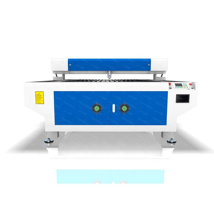 280 watt laser cutting machine for metal and nonmetal LM-1325 gear rack transmission