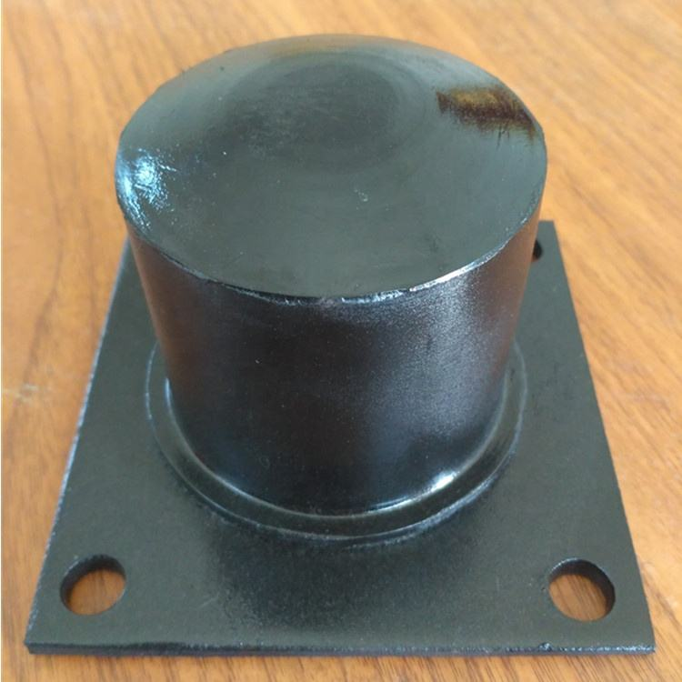 Factory Price High Quality Aging -resistant Round Rubber Bumpers For Crane