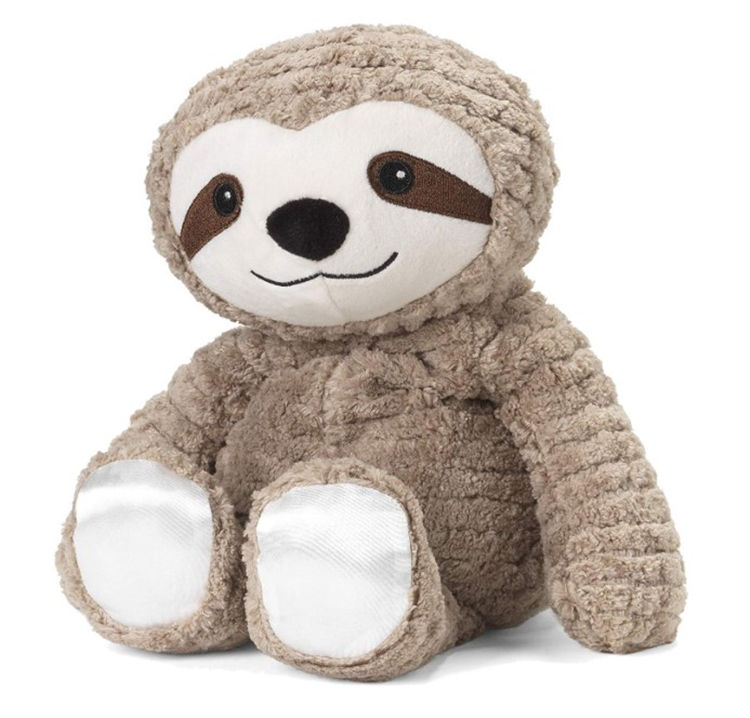 Sensory 3lb/4lb/5lb weighted sloths animal toy soft for kids